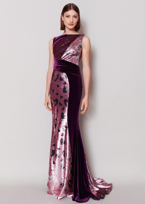 Weg sparen vollständige Palette von Spezifikationen ästhetisches Aussehen Lange Kleider   Bekleidung   Talbot Runhof