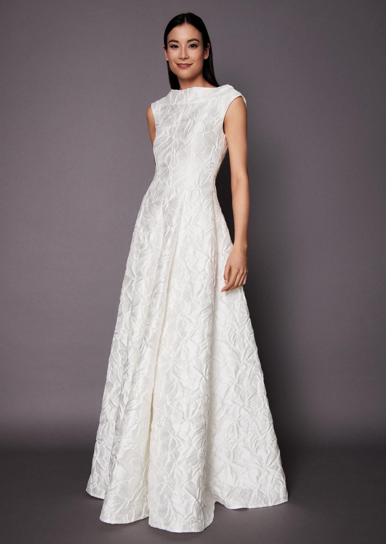wedding dress Covana19